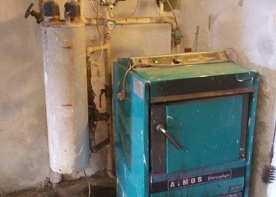 Výměna stávajícího kotle za automat Greeneco