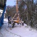 Zhotoveni vrtane studny htc 05.02.2015 1203