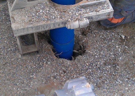 Zhotovení vrtané studny