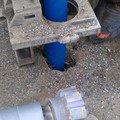 Zhotoveni vrtane studny htc 01.02.2015 052