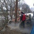 Zhotoveni vrtane studny htc 01.02.2015 056