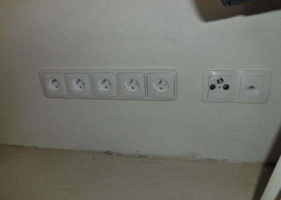 Elektroinstalace domu