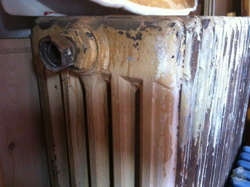 Renovace litinových radiátorů: IMG_3888