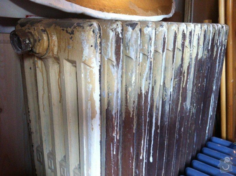 Renovace litinových radiátorů: IMG_3887