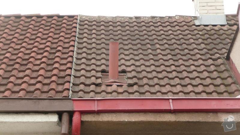 Odvětrání střecha: 2