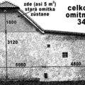 Omitnuti zdi sev stena popis