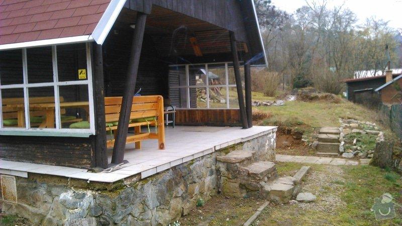 Oprava verandy na chatě: DSC_0475