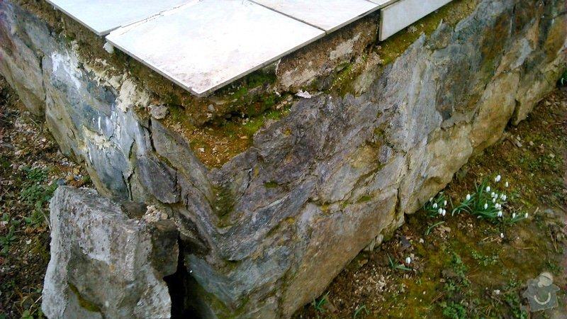 Oprava verandy na chatě: DSC_0476