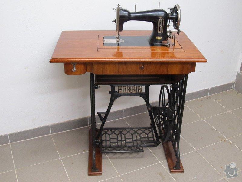 Renovace šicího stroje: po_renovaci