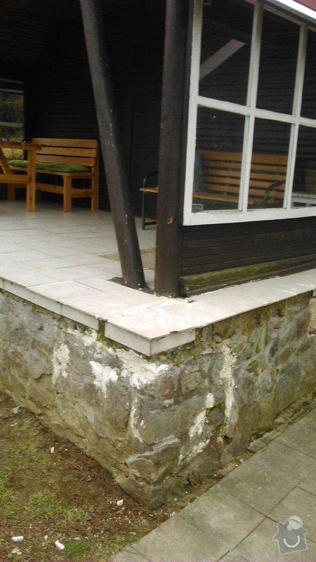Oprava verandy na chatě: DSC_0480