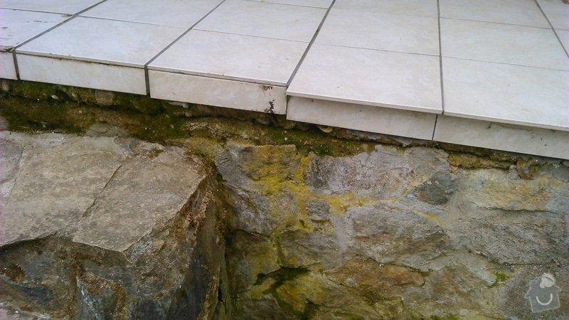 Oprava verandy na chatě: DSC_0477