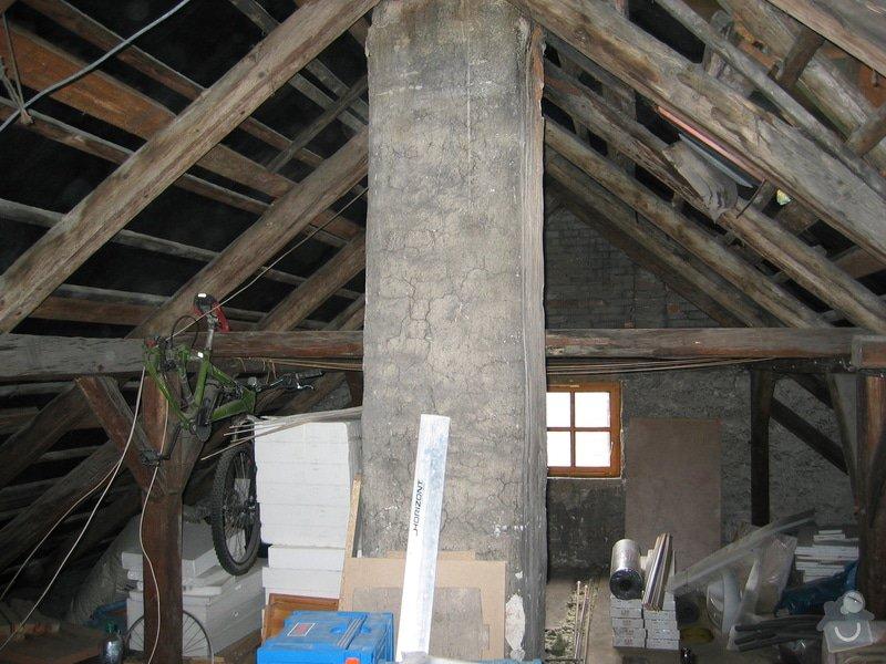 Rekonstrukce střechy a štítů a okapů rodinného domu: IMG_2809