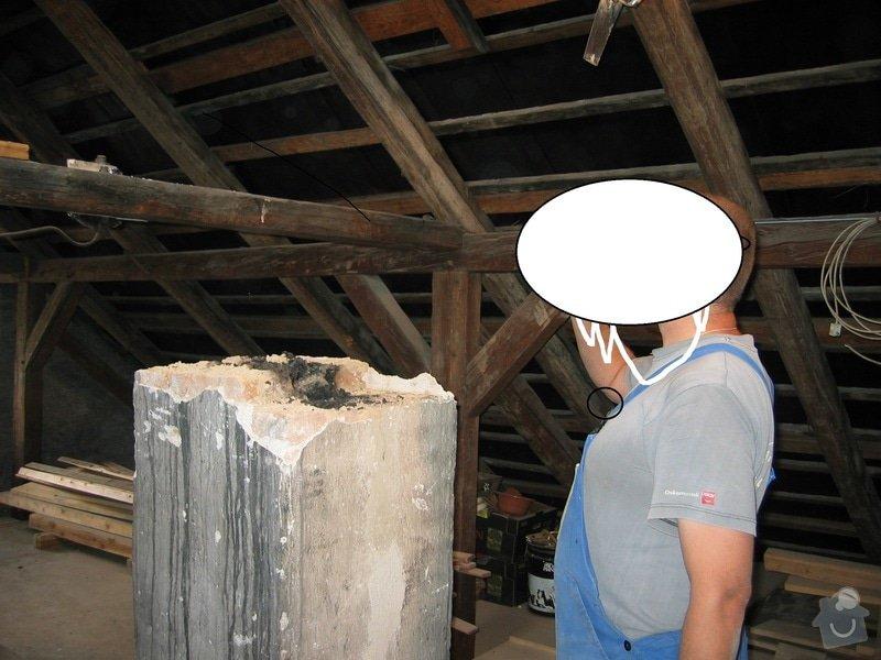 Rekonstrukce střechy a štítů a okapů rodinného domu: IMG_2804