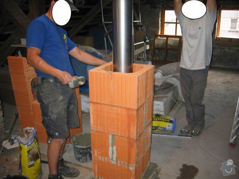 Rekonstrukce střechy a štítů a okapů rodinného domu: IMG_2815