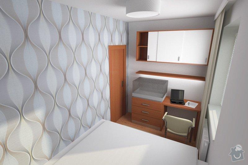 Nábytek do ložnice: 01