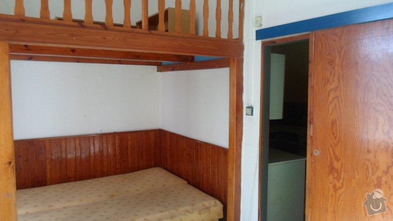 Odvoz starého nábytku včetně vybourání dělící příčky: SAM_4898
