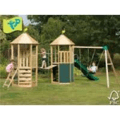 Vyroba detskeho hriste na zahradu hriste hrad