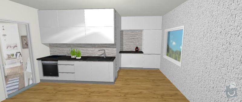 Výroba kuchyně: Navrh_1