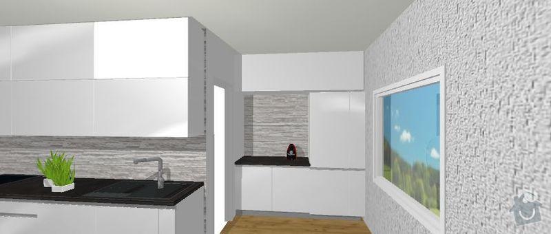 Výroba kuchyně: Navrh4