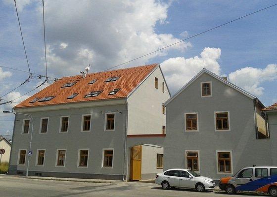 Rekonstrukce bytového domu