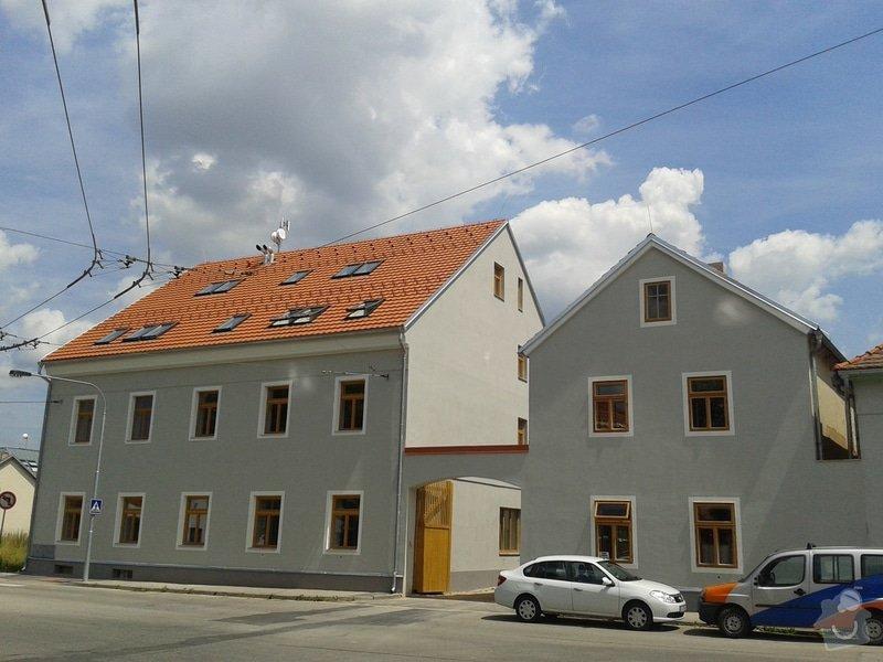 Rekonstrukce bytového domu: 20140703_131119