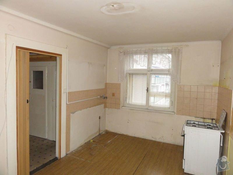 Kompletní opravu bytu 1+1: DSC09372