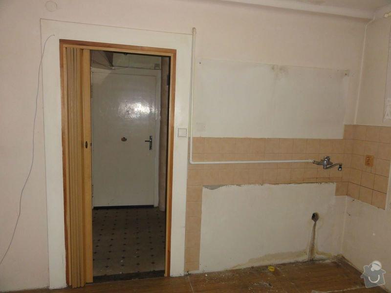 Kompletní opravu bytu 1+1: DSC09378