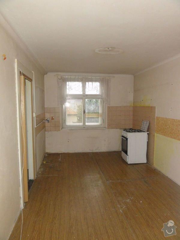 Kompletní opravu bytu 1+1: DSC09371