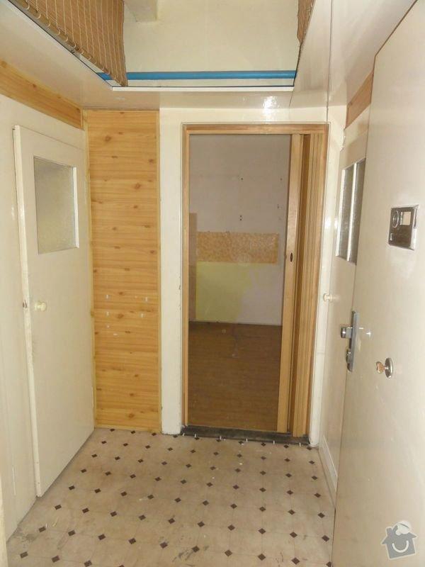 Kompletní opravu bytu 1+1: DSC09385