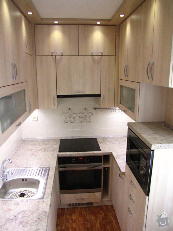 Zakázková výroba atipické kuchyňské linky: IMG_3304