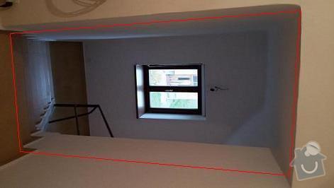 Prosklené dveře na chodbu: dvere2