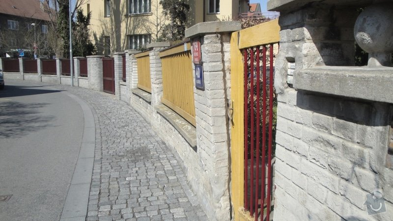 Stavba nového plotu: Na_Zastrelu_40_-_plot_obr.4