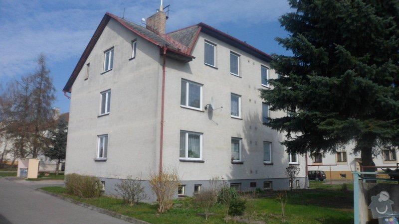 Zateplení bytového domu: SAM_5686