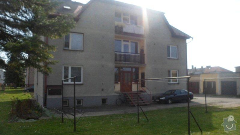 Zateplení bytového domu: SAM_5687