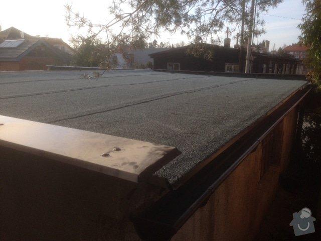 Oprava strechy garaze: IMG_6901-2