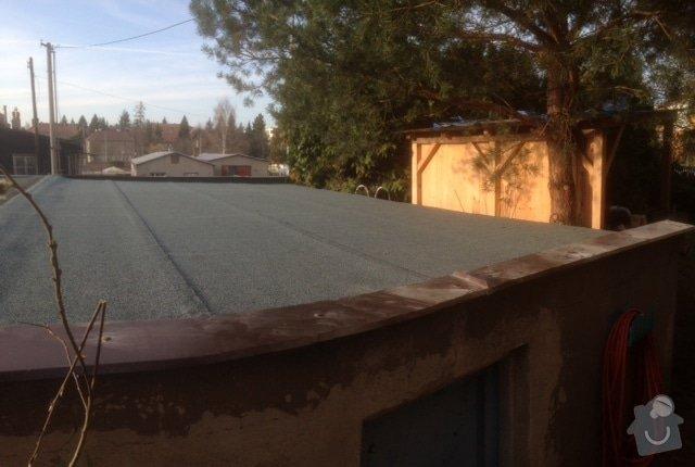 Oprava strechy garaze: IMG_6900