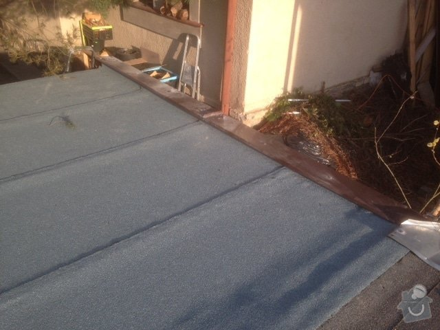 Oprava strechy garaze: IMG_6903