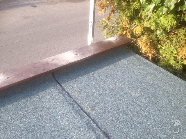 Oprava strechy garaze: IMG_6904