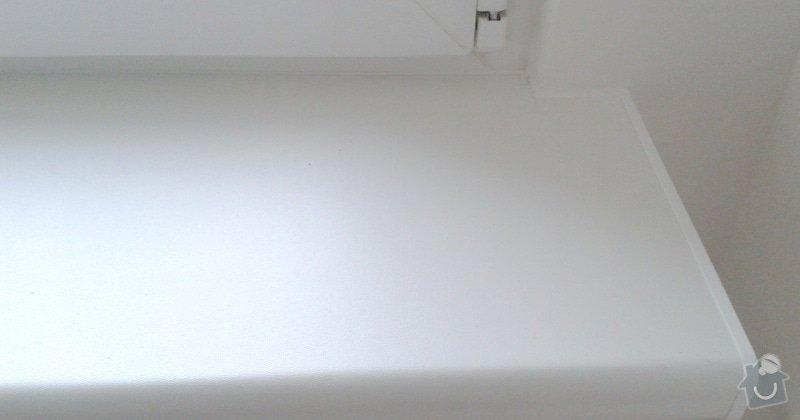 Štuky a vymalování v panelovém bytě: 06