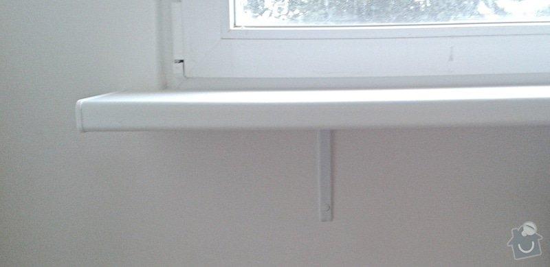 Štuky a vymalování v panelovém bytě: 11