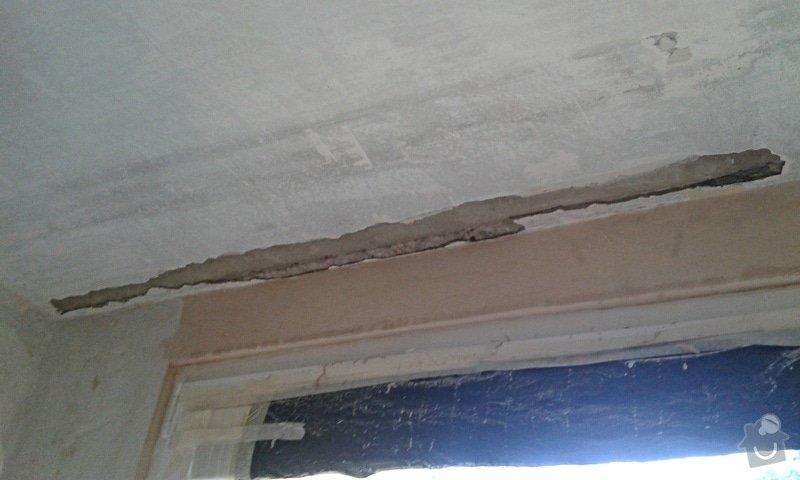 Štuky a vymalování v panelovém bytě: 20