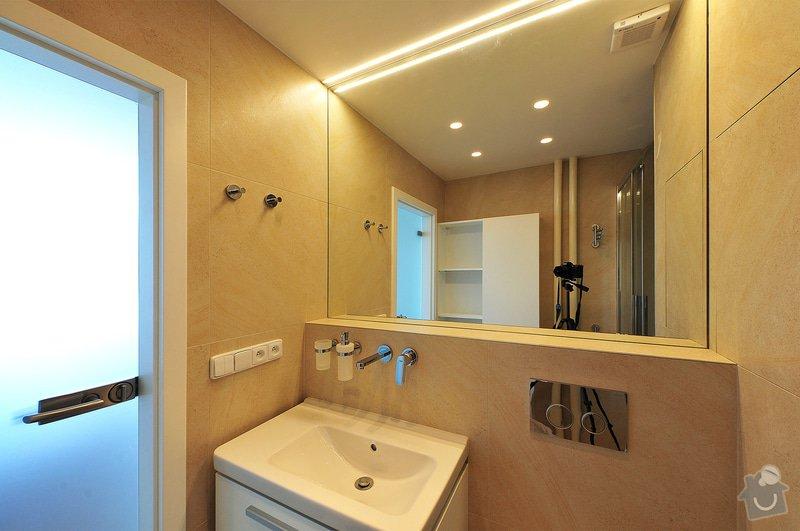 Rekonstrukce bytu - Malešice: Koupelna_02