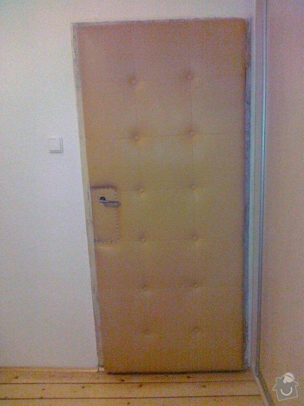 Repase prosklených dřevěných dveří: 16022015898