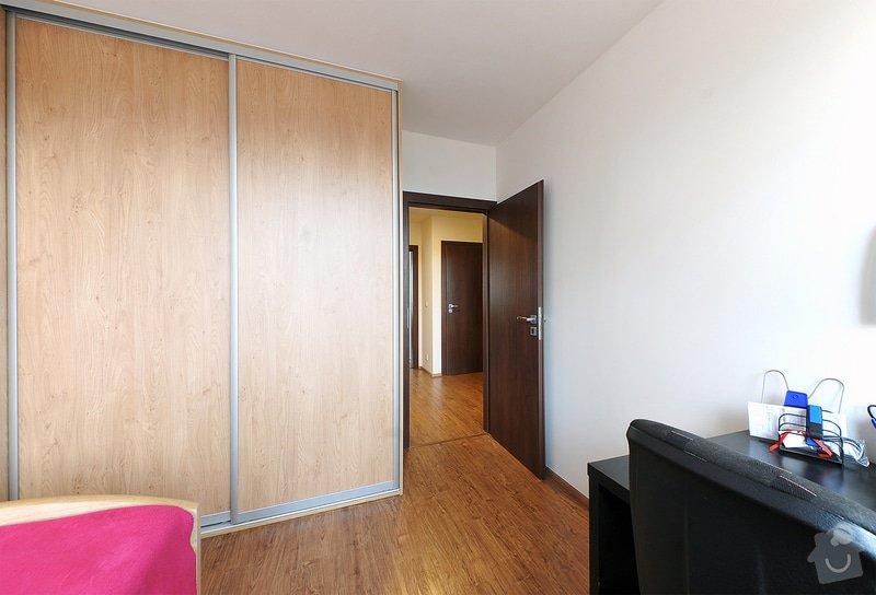 Rekonstrukce bytu - Praha 4: Pokoj