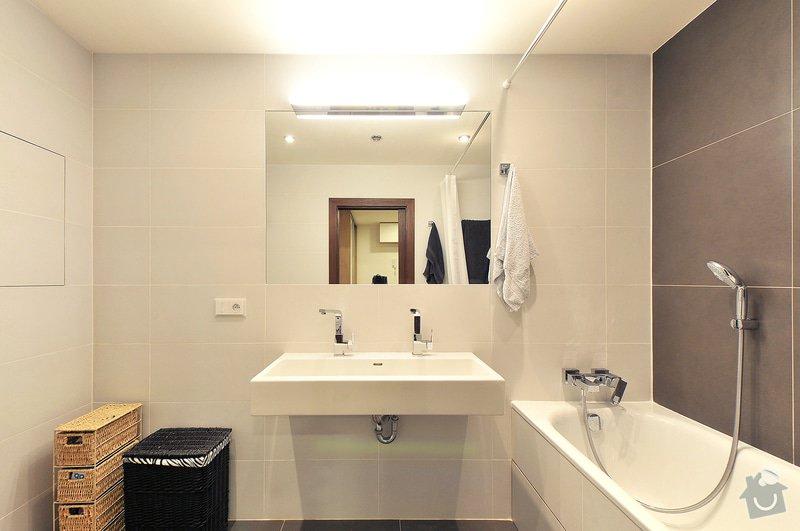 Rekonstrukce bytu - Praha 4: Koupelna_01
