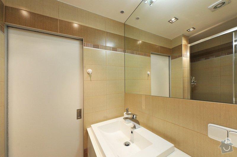 Rekonstrukce bytu 2+1: Koupelna_02