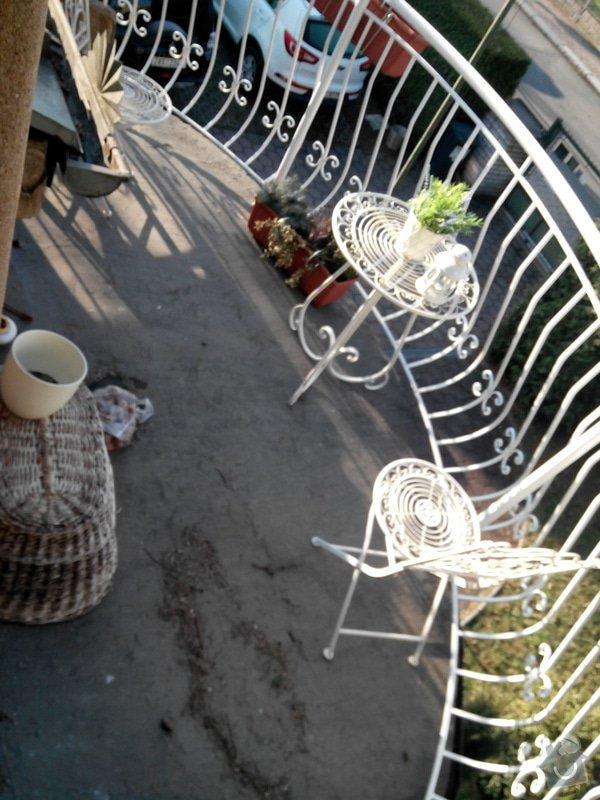 Pokládka dlažby balkon: IMG_20150407_080251