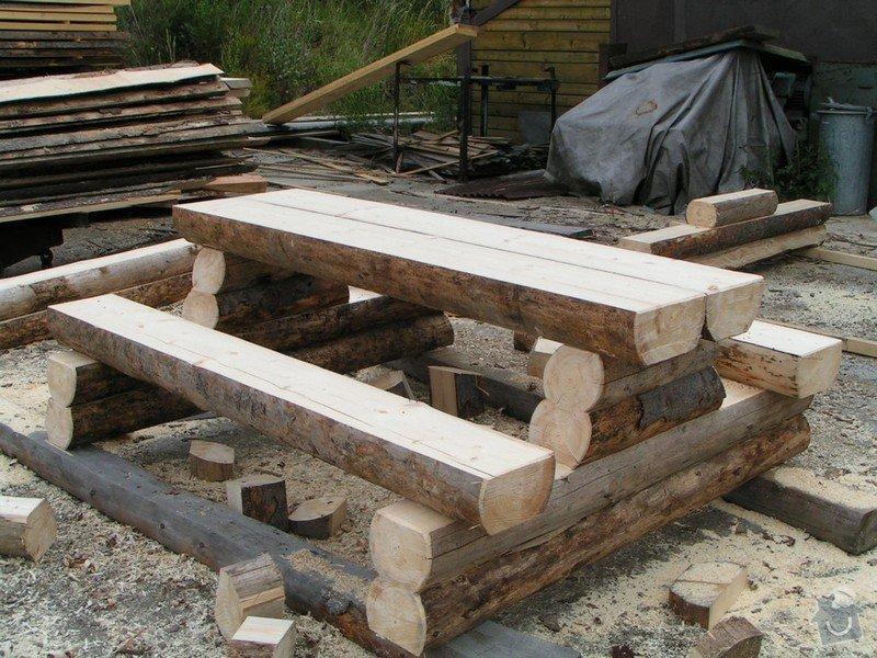 Piknikový stůl ze dřeva: pict0249