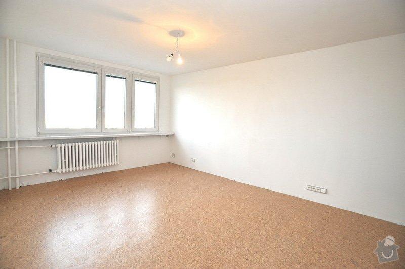 Částečná rekonstrukce bytu (jádro, podlahy, elektroinstalace, malířské práce): HAJPLICKPOREK_15_