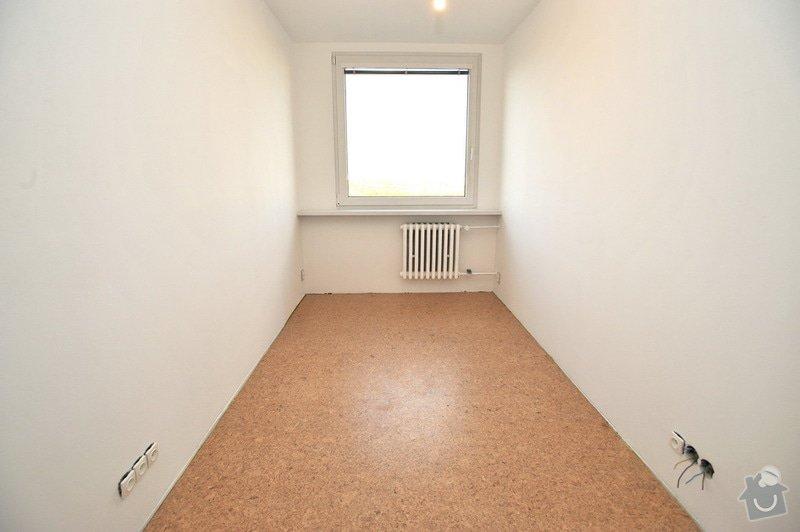 Částečná rekonstrukce bytu (jádro, podlahy, elektroinstalace, malířské práce): HAJPLICKPOREK_14_